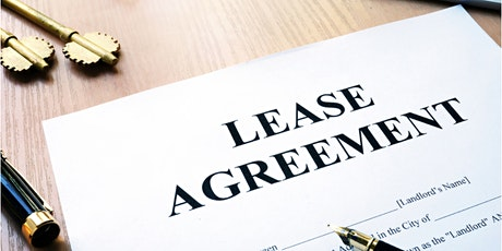Key Points of Commercial and Housing Leases - with Christine Janaway tickets