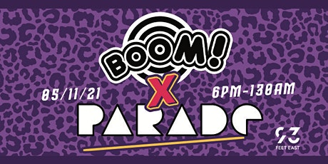 Go Boom! for Guy Fawkes night. tickets