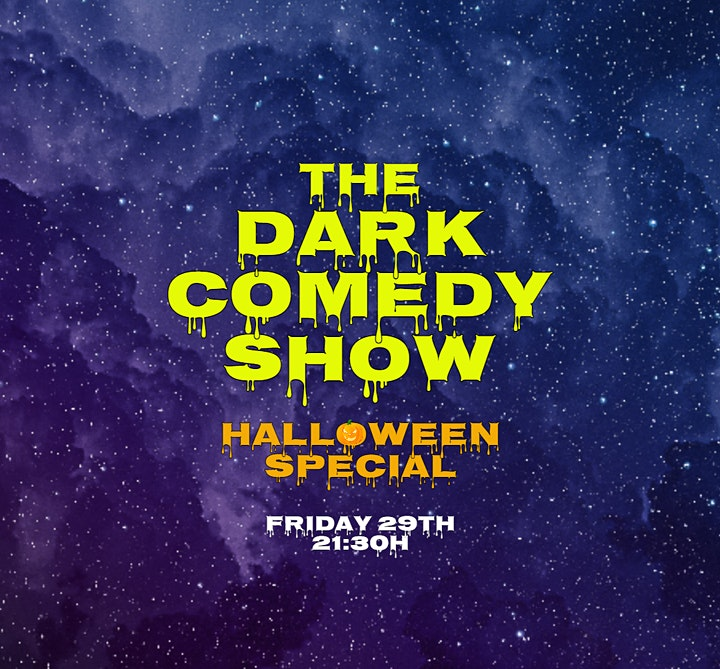 The Dark Comedy Show • Stand Up in English image