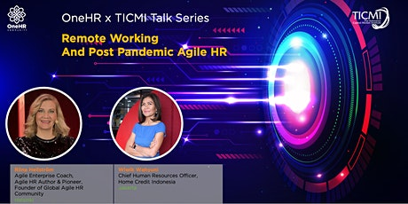 Remote Working and Post Pandemic Agile HR tickets