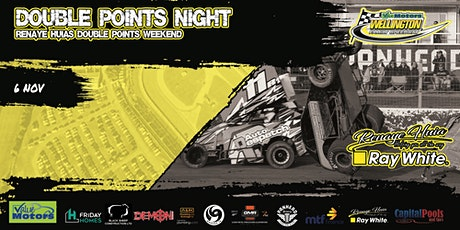 Double Points Night tickets