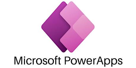 Master PowerApps in 4 weekends training course in Sherbrooke billets