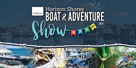 Horizon Shores Boat & Adventure Show 2021 tickets