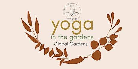 Yoga in the Gardens/ Ioga yn y Gerddi tickets