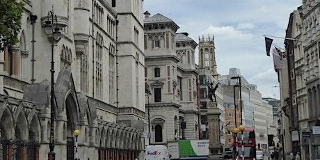 Virtual Tour - Between two Bars: Strolling along Fleet Street tickets