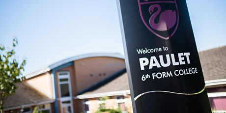 PAULET 6TH FORM GUIDED TOUR | 10 NOV tickets