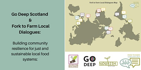 Building communities for better food systems - Go Deep Scotland tickets
