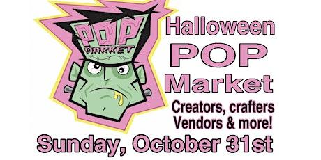 Halloween Pop Market tickets