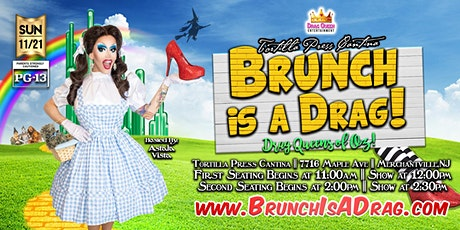 Brunch is a Drag - Drag Queens of Oz! tickets