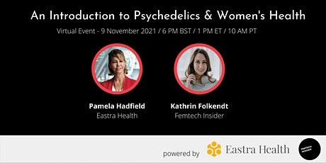 Fireside Chat: An Introduction to Psychedelics & Women's Health tickets