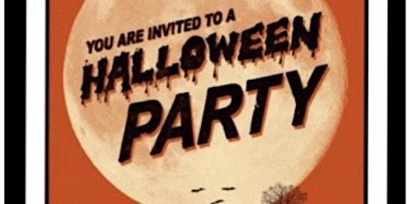 Halloween party @ Melrose resto billets