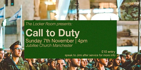 Call To Duty tickets