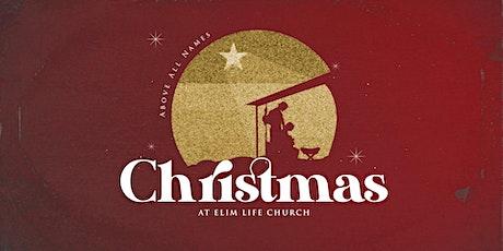 ELC Community Christmas tickets