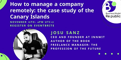 How to manage a company remotely: the case study of the Canary Islands tickets