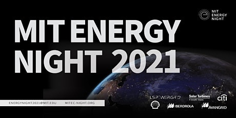 MIT Energy Night 2021 tickets