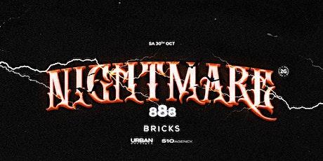 NIGHTMARE 888 at BRICKS Berlin tickets