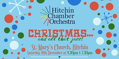 Christmas... and all that jazz! tickets