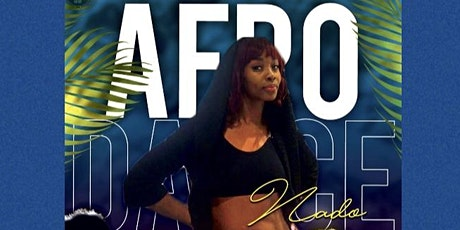 Afro Dance With Nado tickets