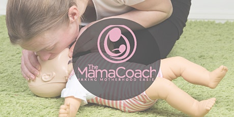 Starting Solids & Infant CPR Class tickets