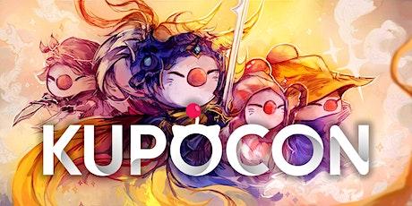 KupoCon: Retropom tickets