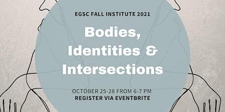 Fall Institute 2021 tickets
