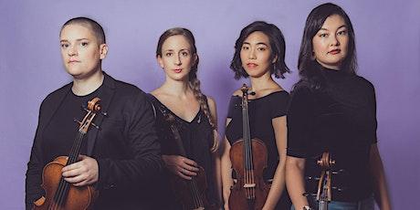 Early Music Wednesdays  Cramer Quartet: Haydn, More  (Oct 27 - Nov 3, 2021) tickets