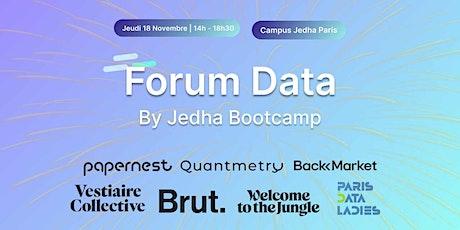 Forum Data & Recrutement by Jedha :  Campus Paris billets