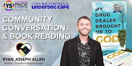 Community Conversations & Book Ready by Ryan Joseph Allen tickets