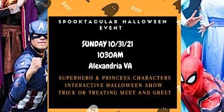 Spooktacular Halloween Event tickets