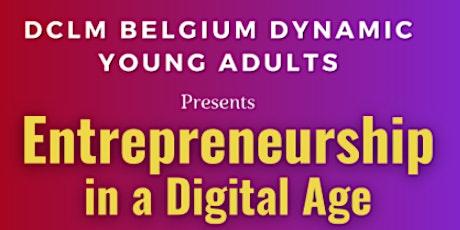 Entrepreneurship in a digital age tickets