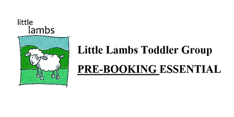 Little Lambs Toddler Group tickets