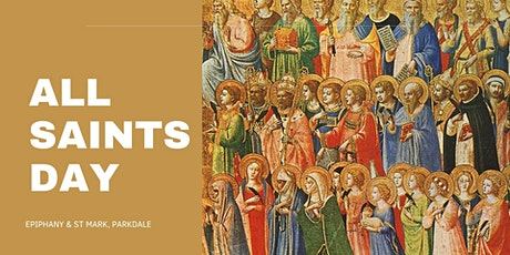 All Saints Celebration: In -Person Worship tickets