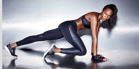 Workout with Burn Boot Camp @ Fabletics Legacy West tickets