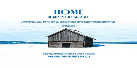 Home - Between a Shelter and a Cage | Exhibition and workshops Tickets