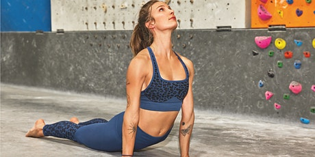 FREE Yoga class with Lorraine @Fabletics Legacy West tickets