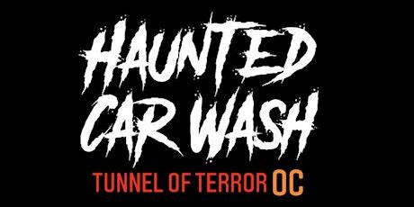Tunnel of Terror OC - Haunted Car Wash in Anaheim tickets