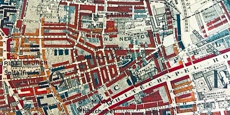 Virtual Tour - Charles Booth's Victorian Whitechapel tickets
