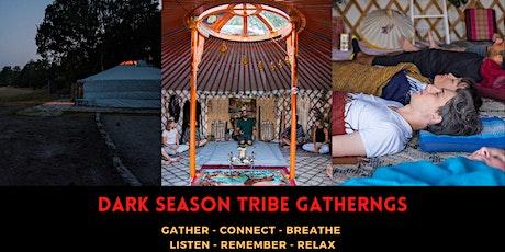 Dark Season Tribe Gatherings - November New Moon in Scorpio tickets