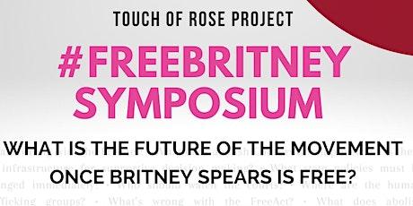 Free Britney Symposium tickets