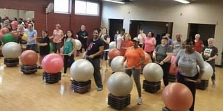 Cardio Drumming and Core with Waverley tickets