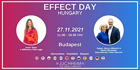Dr. Juchheim Effect Day Budapest tickets