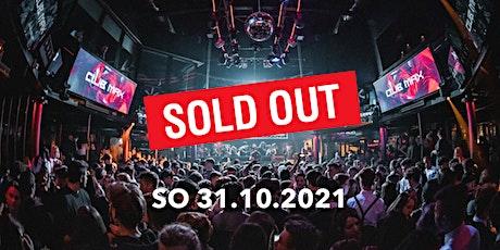 Club Max - Sunday 31.10.2021 biglietti