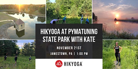 Hikyoga at Pymatuning State Park with Kate tickets