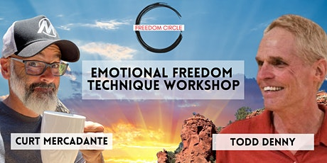 FREEDOM CIRCLE: Emotional Freedom Technique Workshop tickets