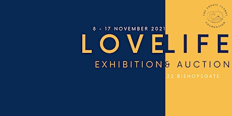 The Love Life Art Exhibition tickets