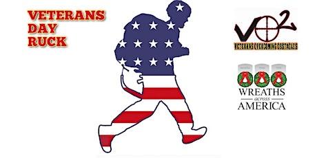Vo2 Veterans Day Ruck tickets