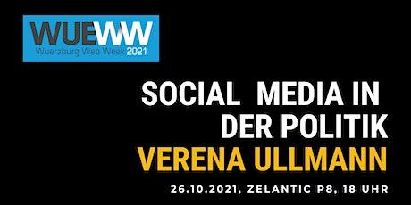 SOCIAL MEDIA in der Politik Tickets