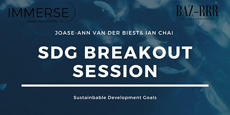 SDG Breakout session tickets