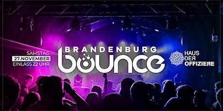 BRANDENBURG BOUNCE    18+ Event Tickets