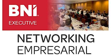 Evento de Networking do BNI Executive bilhetes